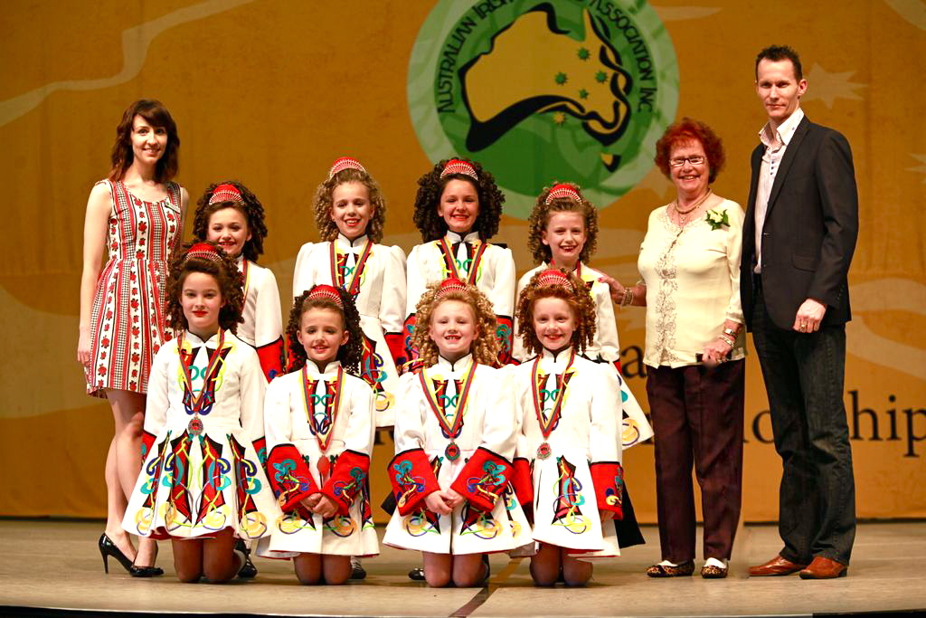 Currie Australia  city photos gallery : Currie Henderson Academy of Irish Dancing top 3 Australian Irish ...