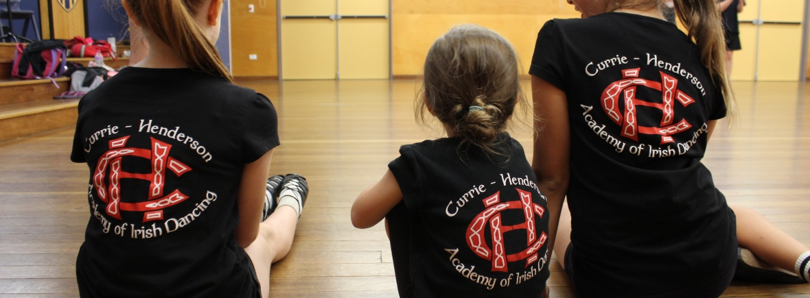 Irish dancing Sydney Australia learn dance lessons Currie Henderson