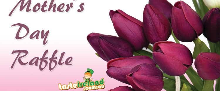 Irish dancing Mothers Day Raffle