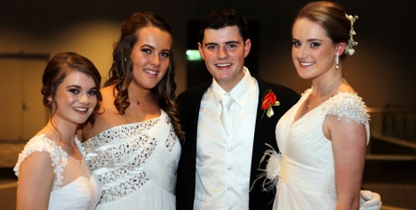 Irish dancing 2014 AIDA NSW Debutante Ball